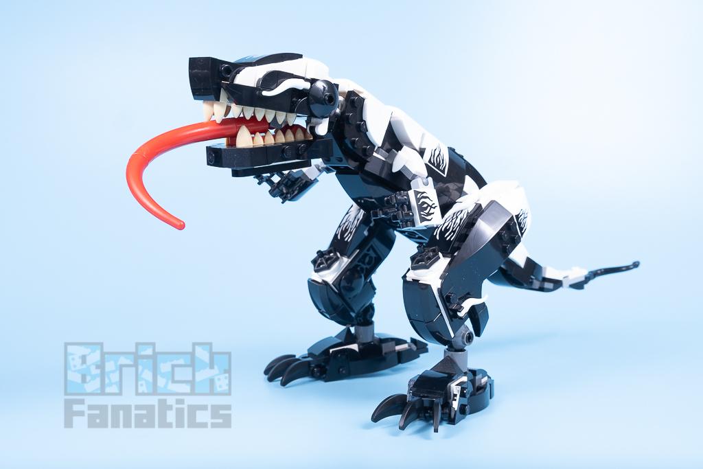 LEGO Spider Man 76151 Venomosaurus Ambush 23