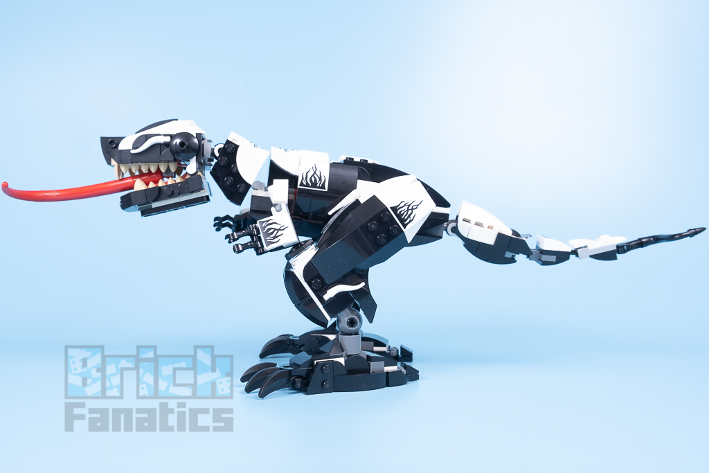 LEGO Spider Man 76151 Venomosaurus Ambush 24