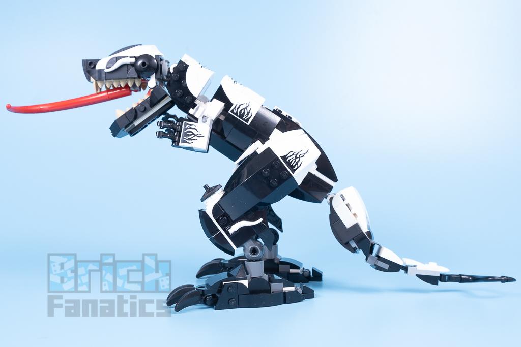 LEGO Spider Man 76151 Venomosaurus Ambush 25