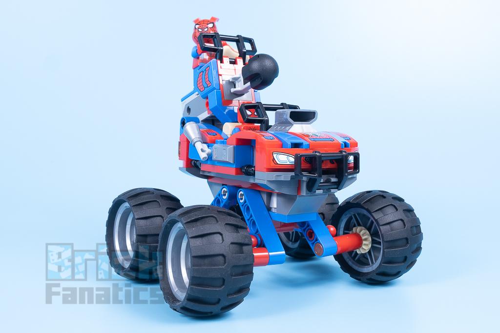 LEGO Spider Man 76151 Venomosaurus Ambush 27