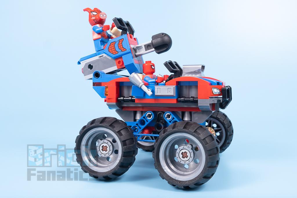LEGO Spider Man 76151 Venomosaurus Ambush 28