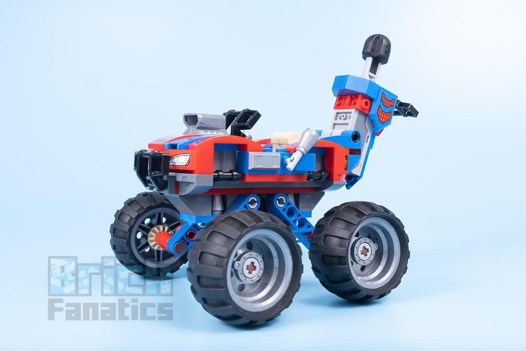 LEGO Spider Man 76151 Venomosaurus Ambush 29