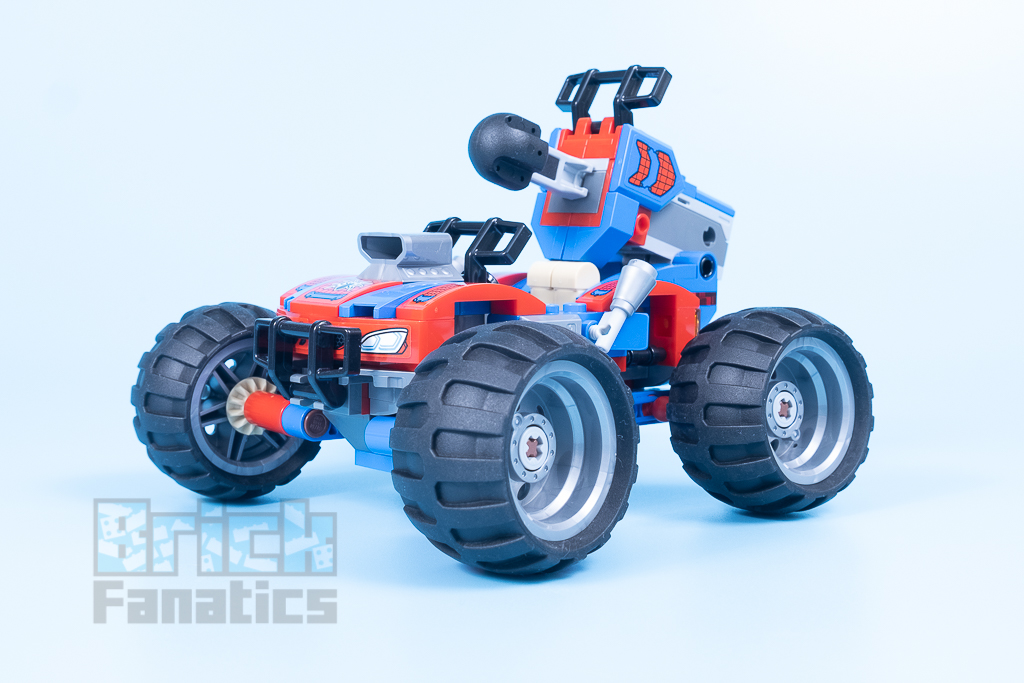 LEGO Spider Man 76151 Venomosaurus Ambush 30