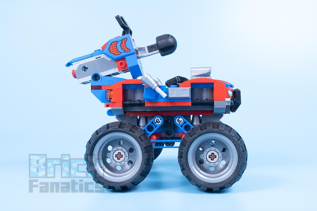 LEGO Spider Man 76151 Venomosaurus Ambush 33