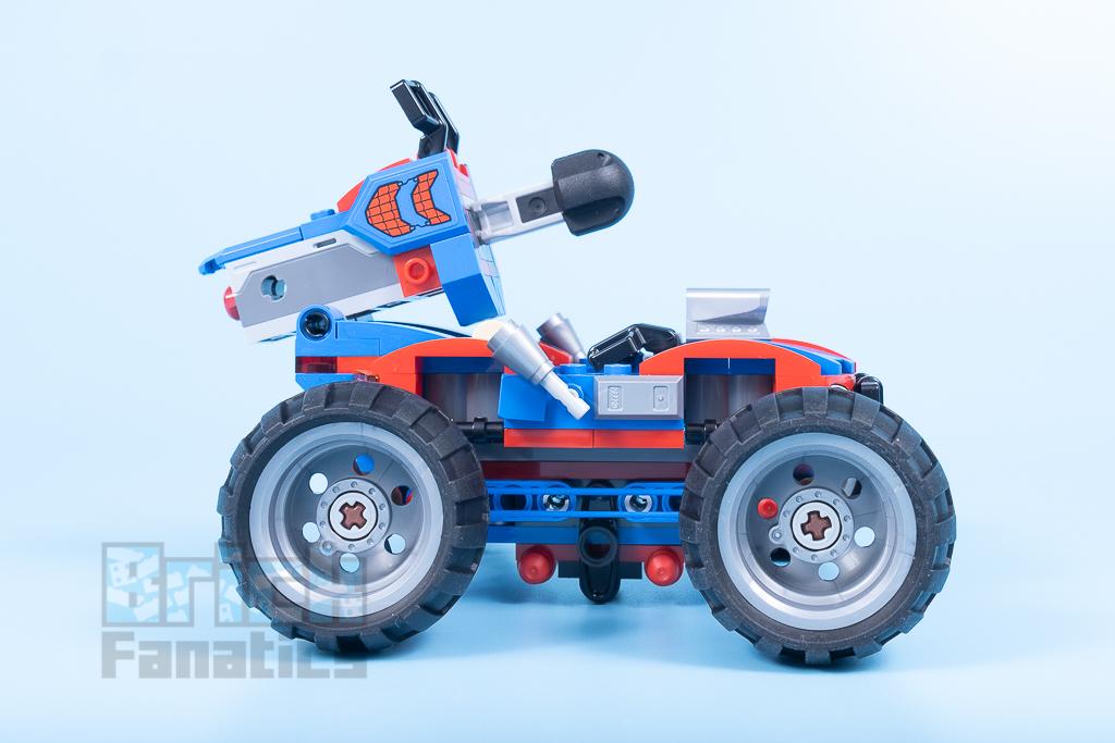 LEGO Spider Man 76151 Venomosaurus Ambush 34