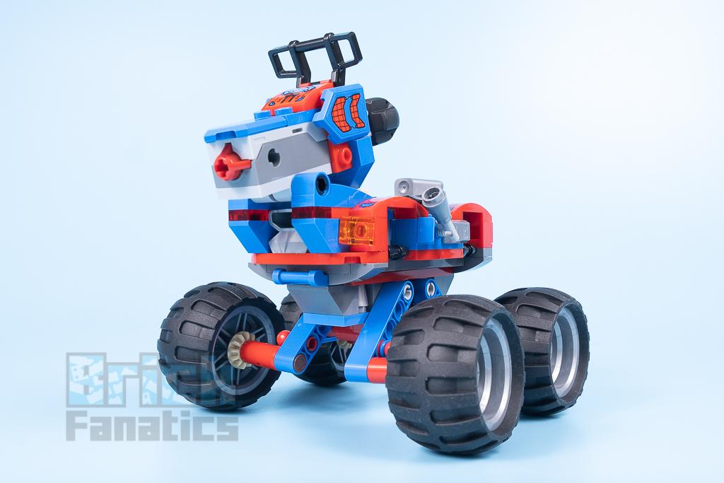 LEGO Spider Man 76151 Venomosaurus Ambush 35