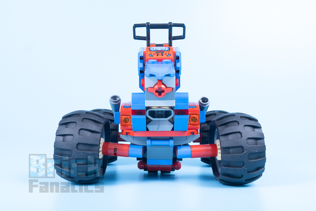LEGO Spider Man 76151 Venomosaurus Ambush 37