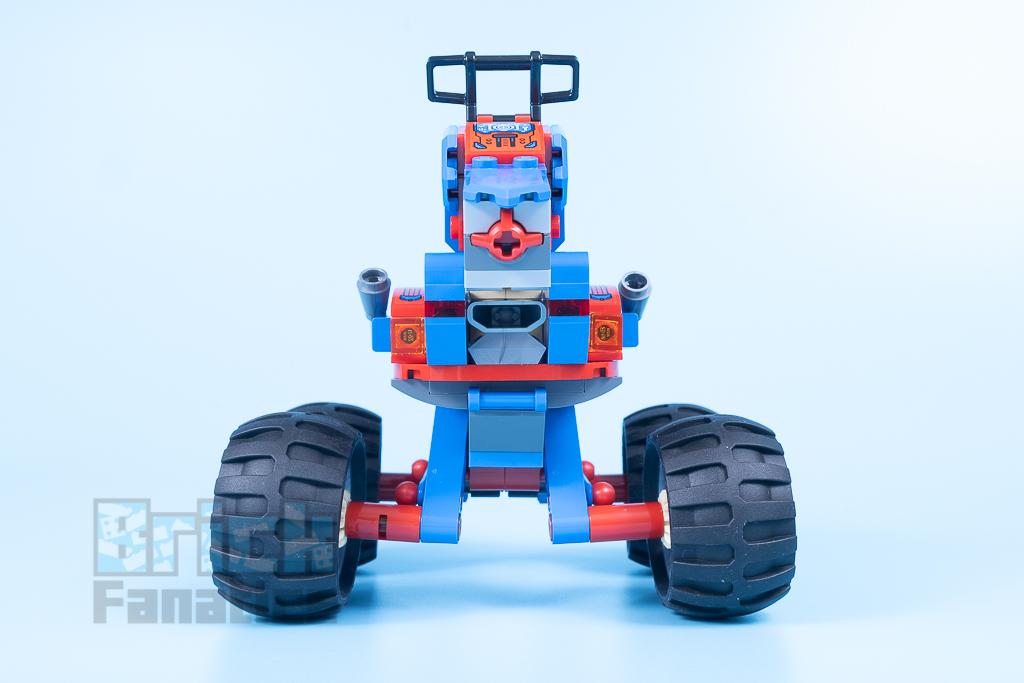 LEGO Spider Man 76151 Venomosaurus Ambush 38
