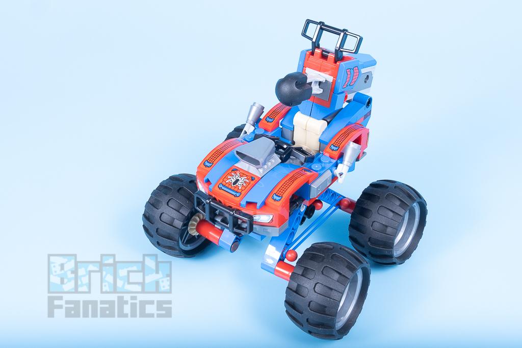 LEGO Spider Man 76151 Venomosaurus Ambush 39