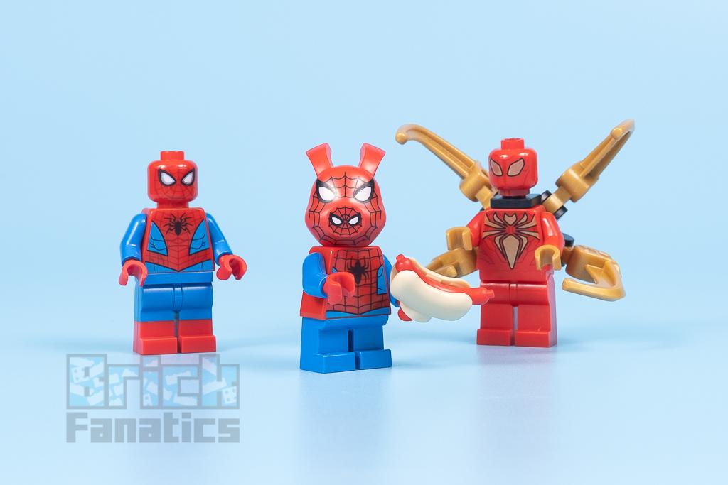 LEGO Spider Man 76151 Venomosaurus Ambush 41