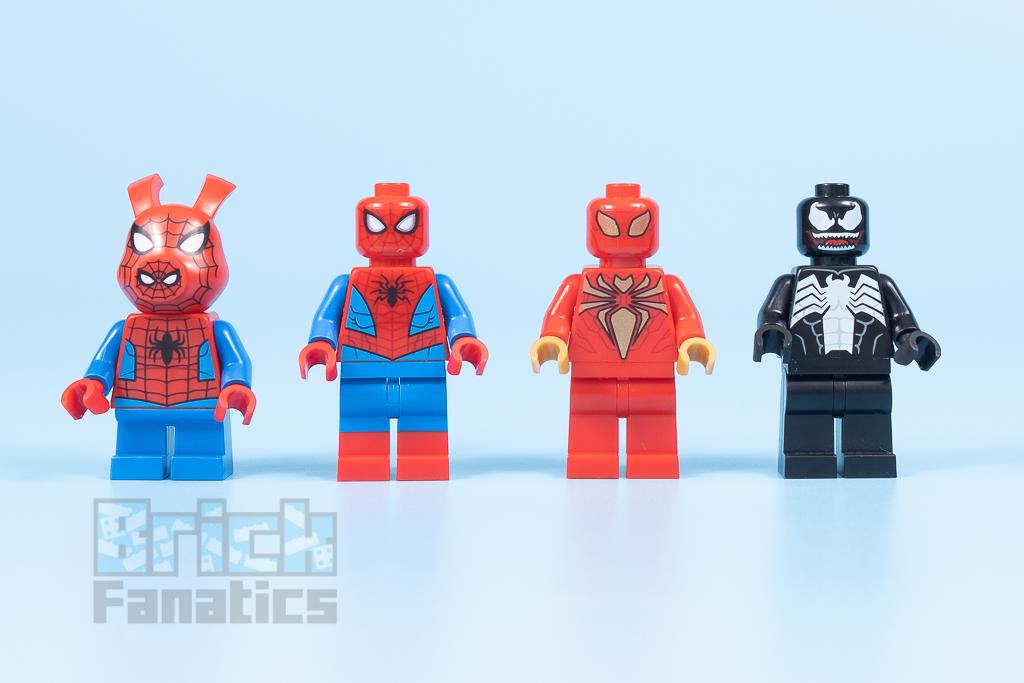LEGO Spider Man 76151 Venomosaurus Ambush 42