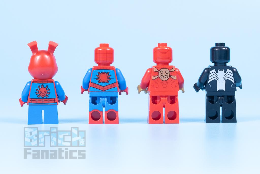 LEGO Spider Man 76151 Venomosaurus Ambush 43