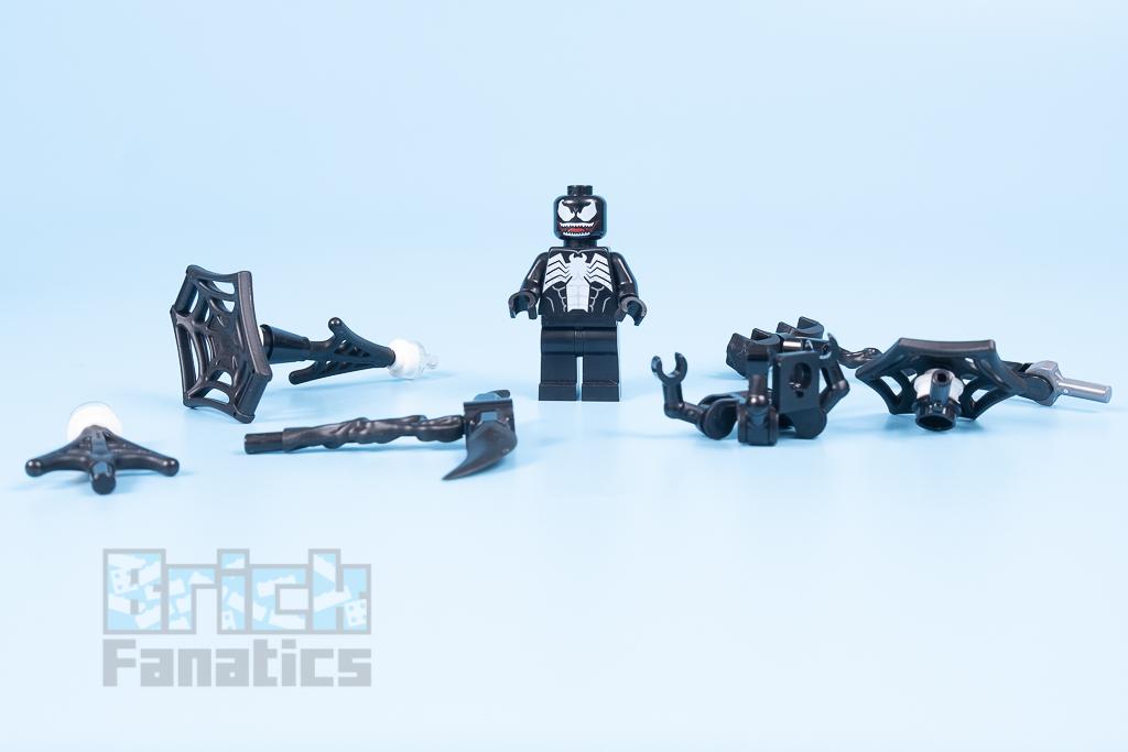 LEGO Spider Man 76151 Venomosaurus Ambush 44