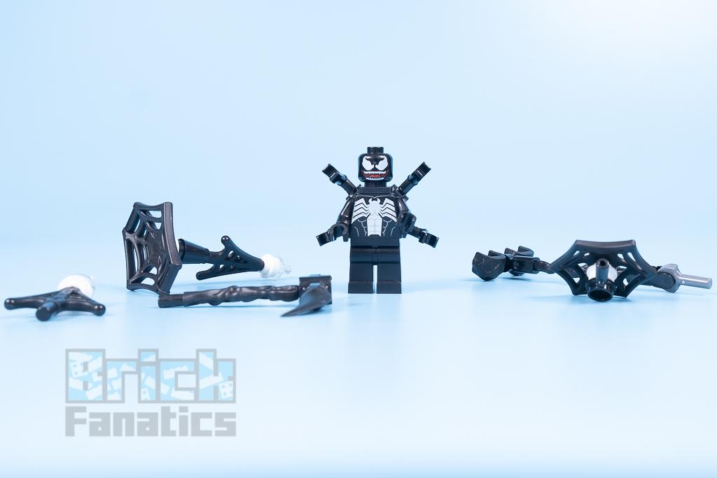 LEGO Spider Man 76151 Venomosaurus Ambush 45