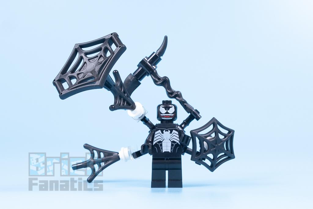 LEGO Spider Man 76151 Venomosaurus Ambush 46