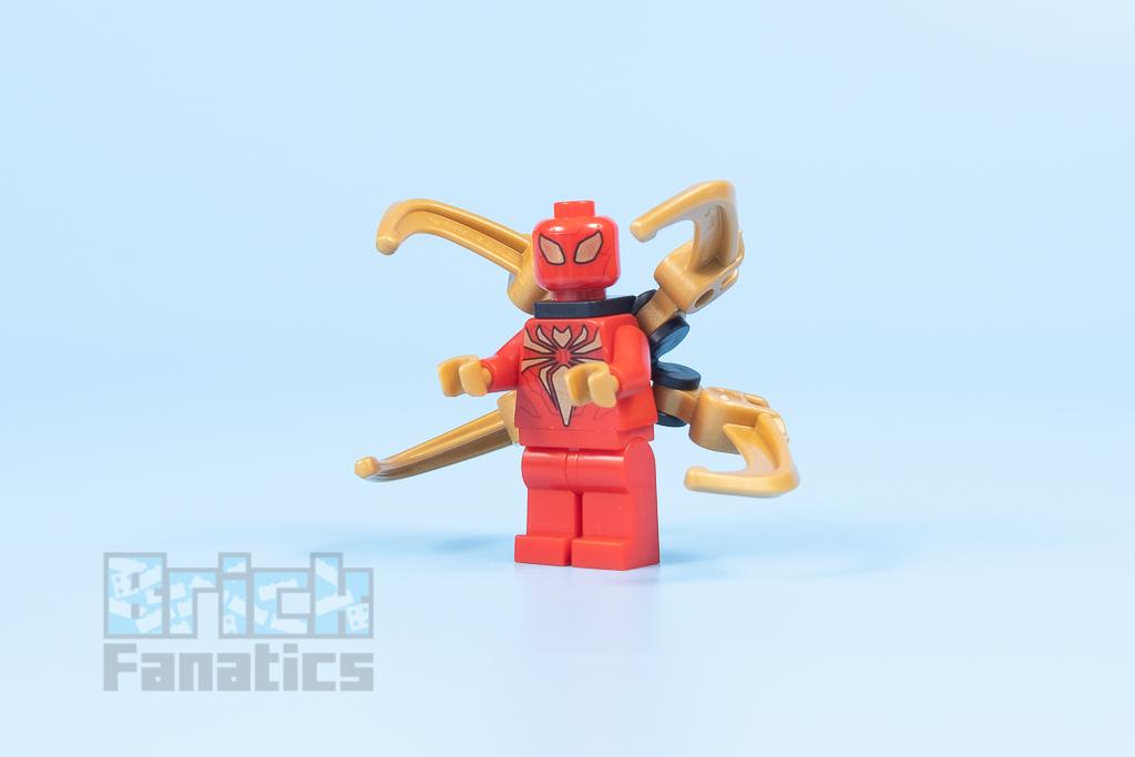 LEGO Spider Man 76151 Venomosaurus Ambush 47