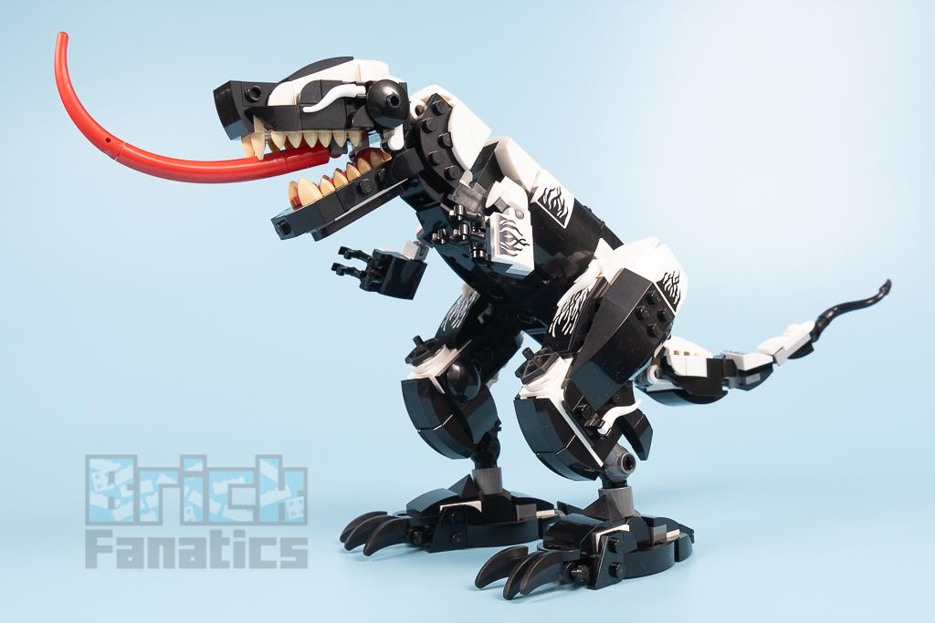 LEGO Spider Man 76151 Venomosaurus Ambush 7