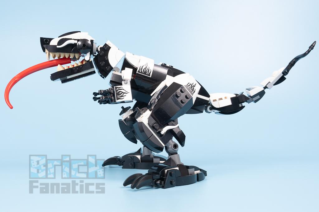 LEGO Spider Man 76151 Venomosaurus Ambush 9