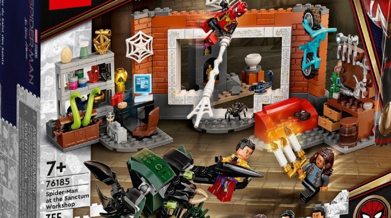 LEGO Spider Man No Way Home Featured