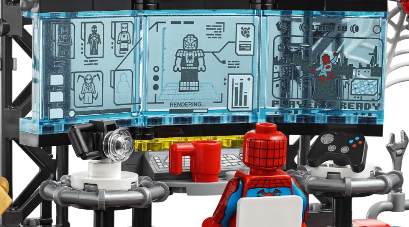 LEGO Spider Man PlayStation Featured