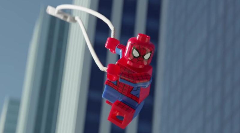 LEGO Spider Man movie featured