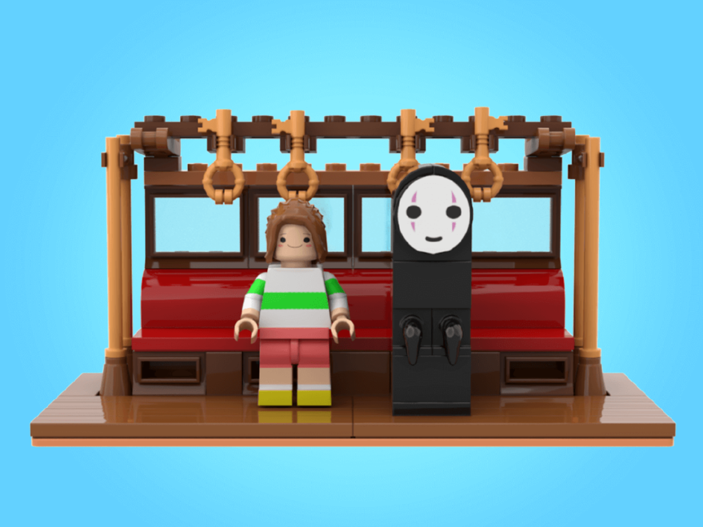 LEGO Spirited Away 5 1024x768