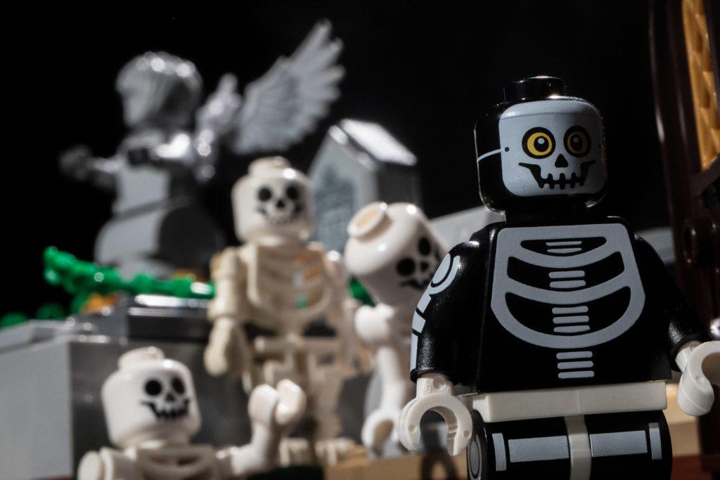 LEGO Spooky 1