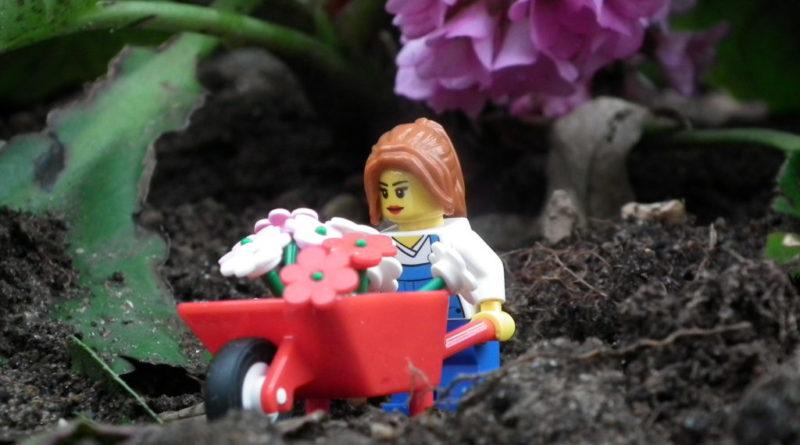 LEGO Spot Of Gardening 800x445