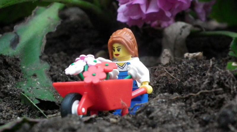 LEGO Spot Of Gardening E1618232314649