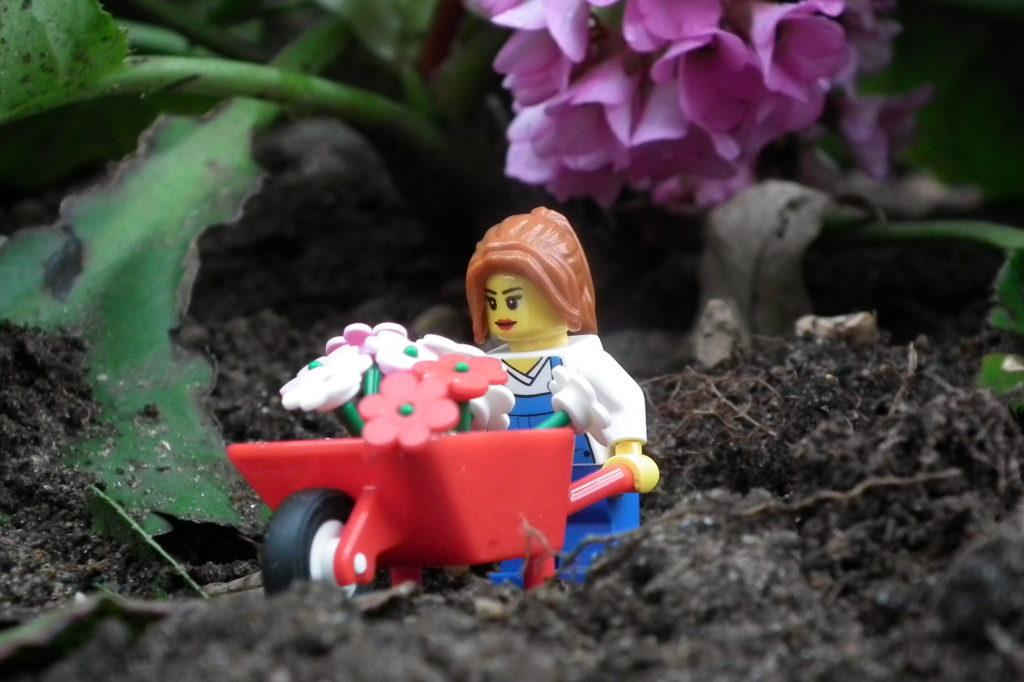 LEGO Spot Of Gardening