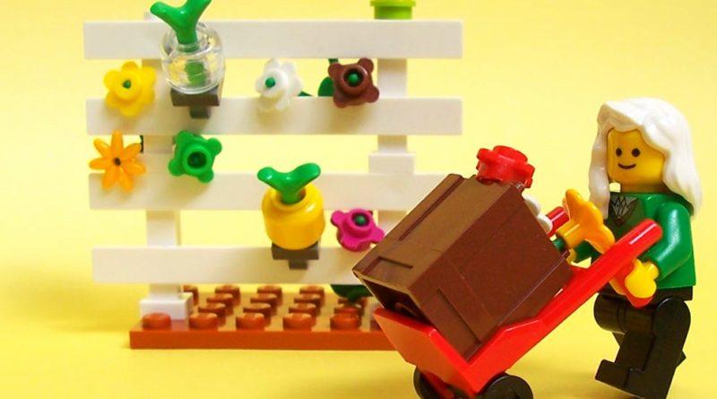 LEGO Spring Gardening 800x445