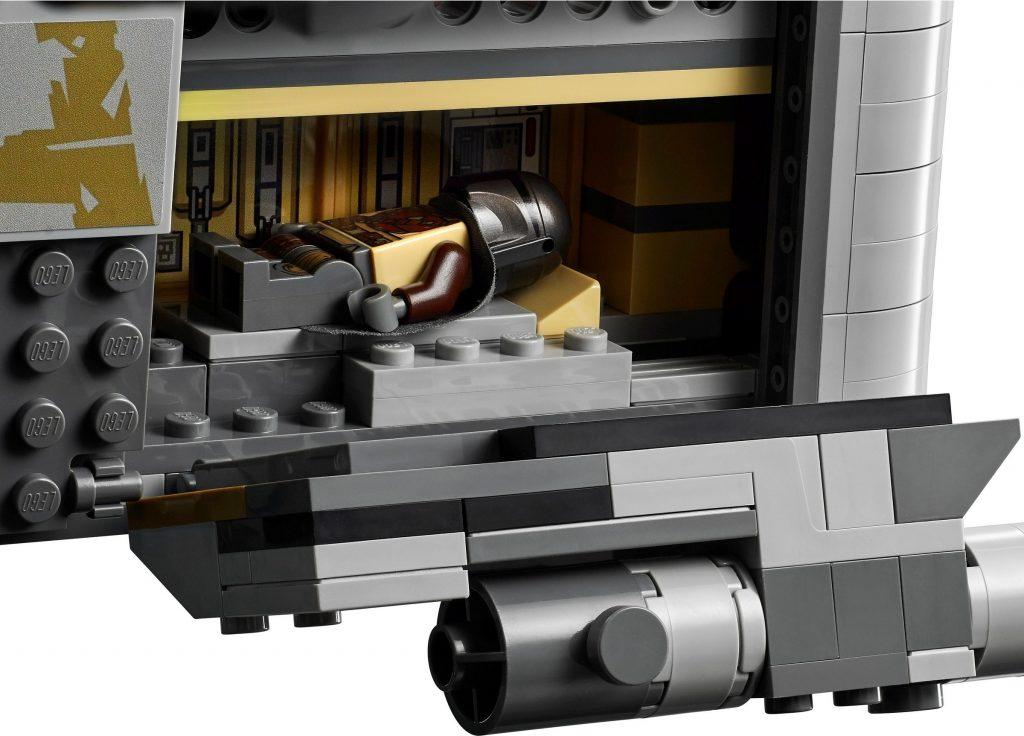 LEGO Star Wars 075292 Razor Crest 10