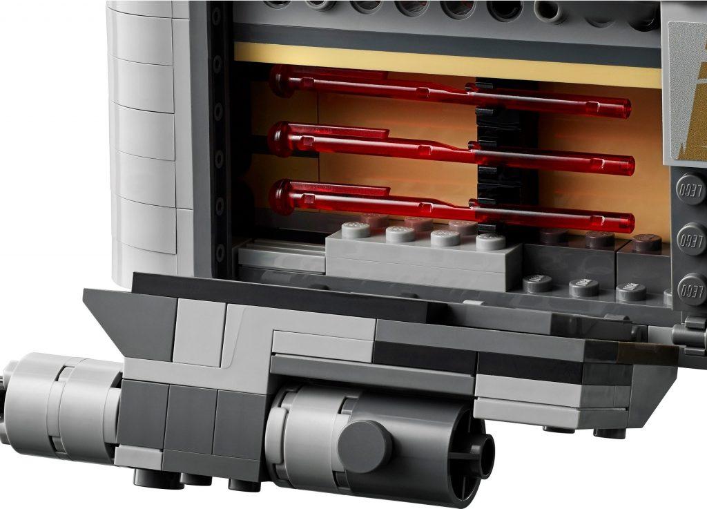 LEGO Star Wars 075292 Razor Crest 11
