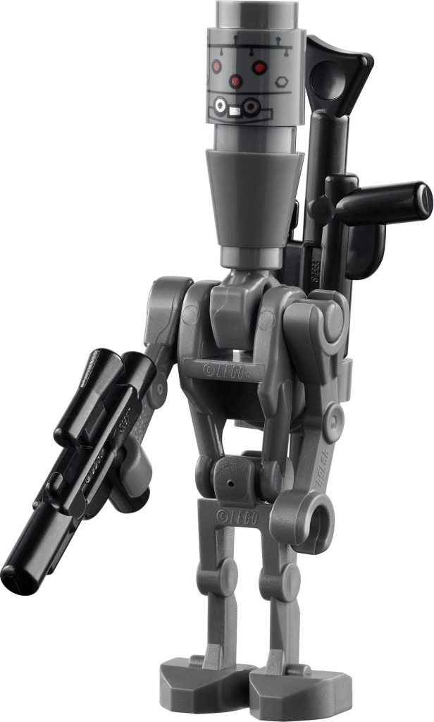 LEGO Star Wars 075292 Razor Crest 3
