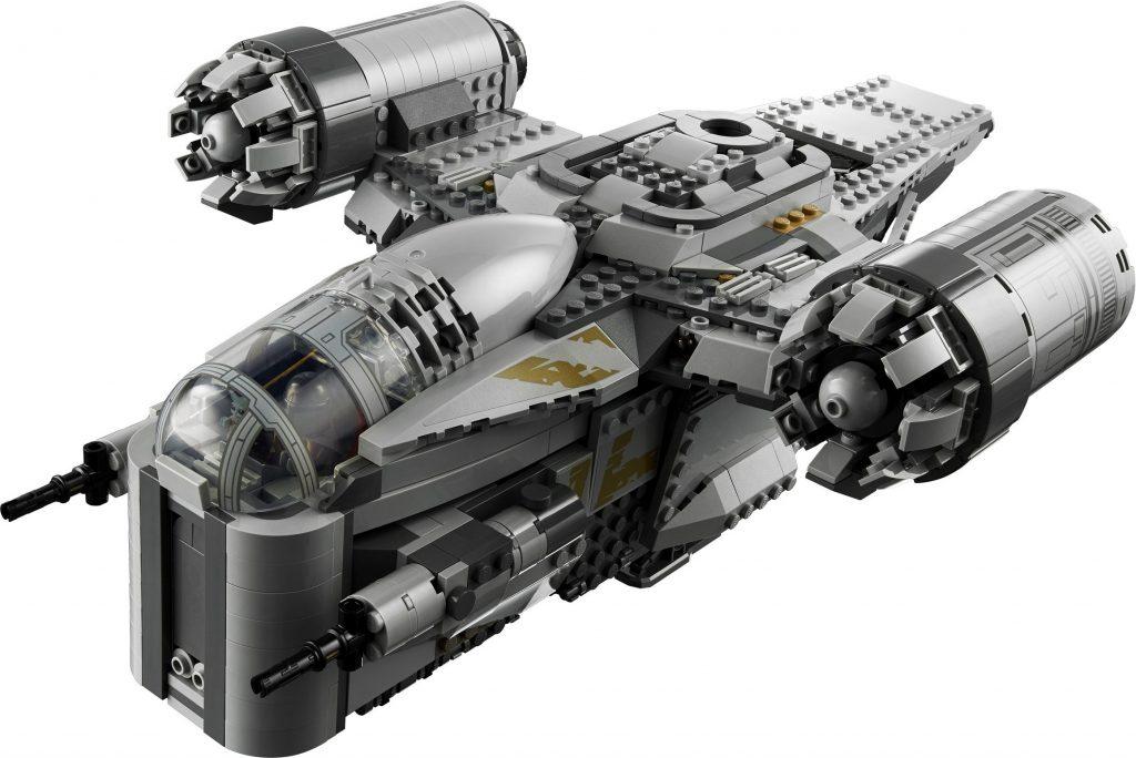 LEGO Star Wars 075292 Razor Crest 5