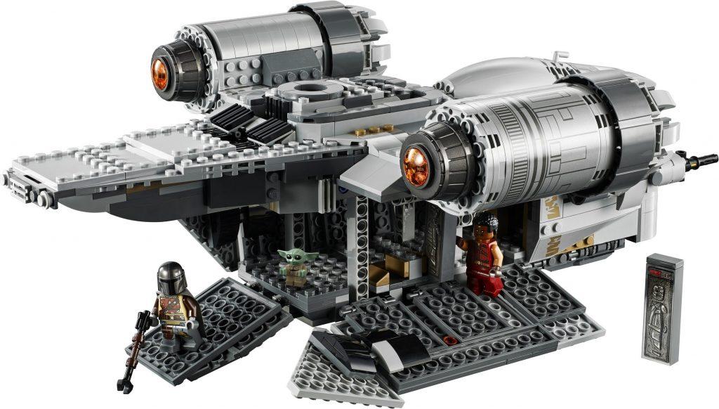 LEGO Star Wars 075292 Razor Crest 6
