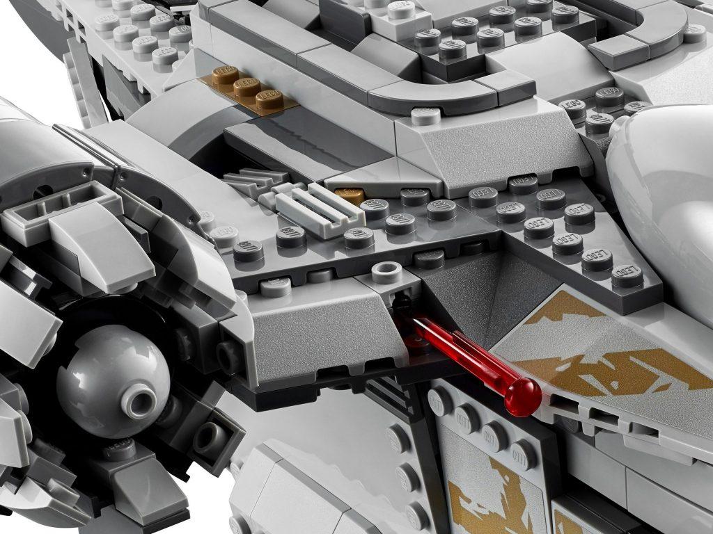LEGO Star Wars 075292 Razor Crest 7