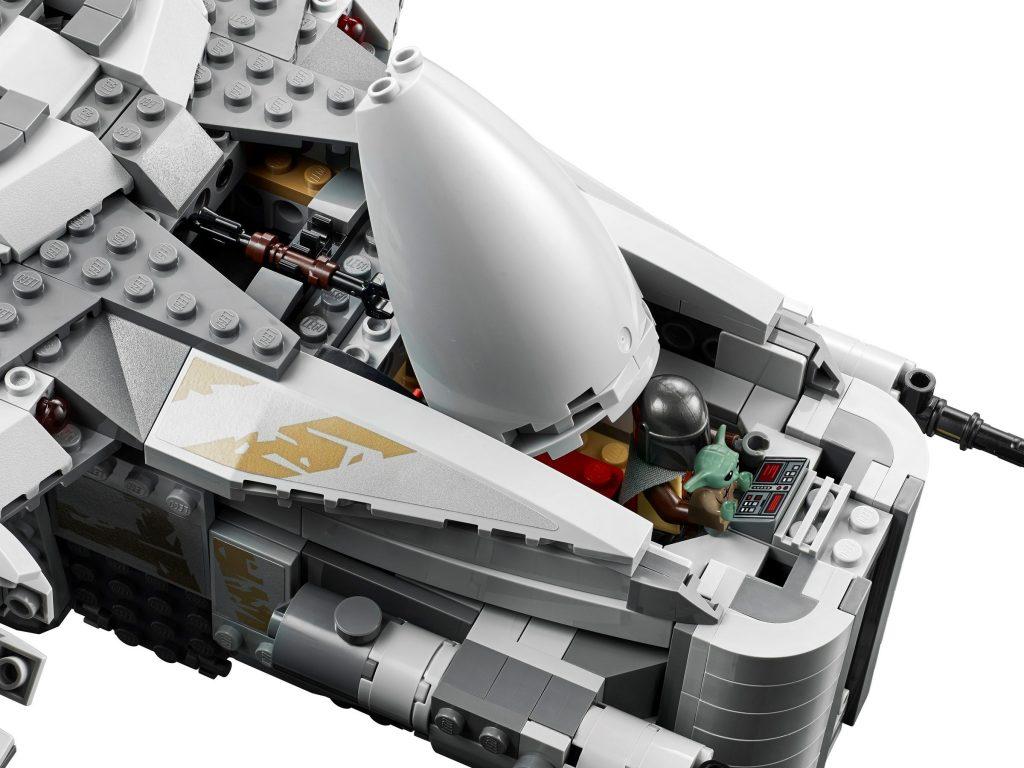 LEGO Star Wars 075292 Razor Crest 8