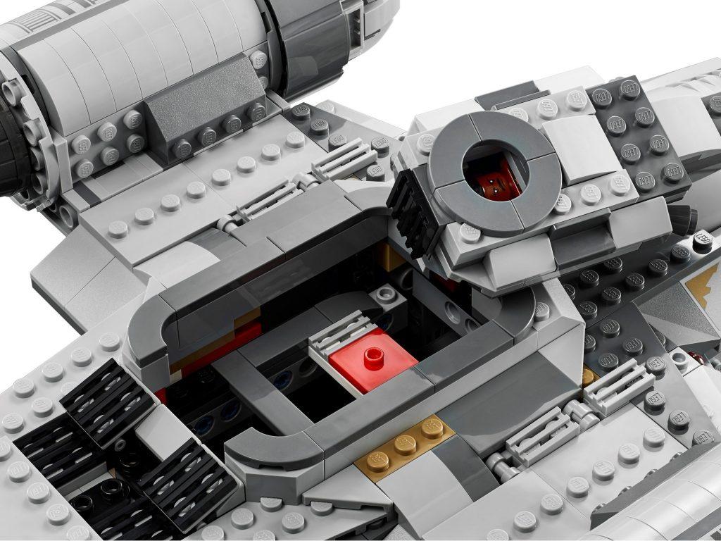 LEGO Star Wars 075292 Razor Crest 9