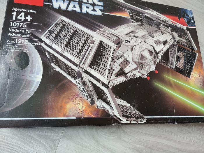 LEGO Star Wars 10175 Vaders TIE Advanced Catawiki