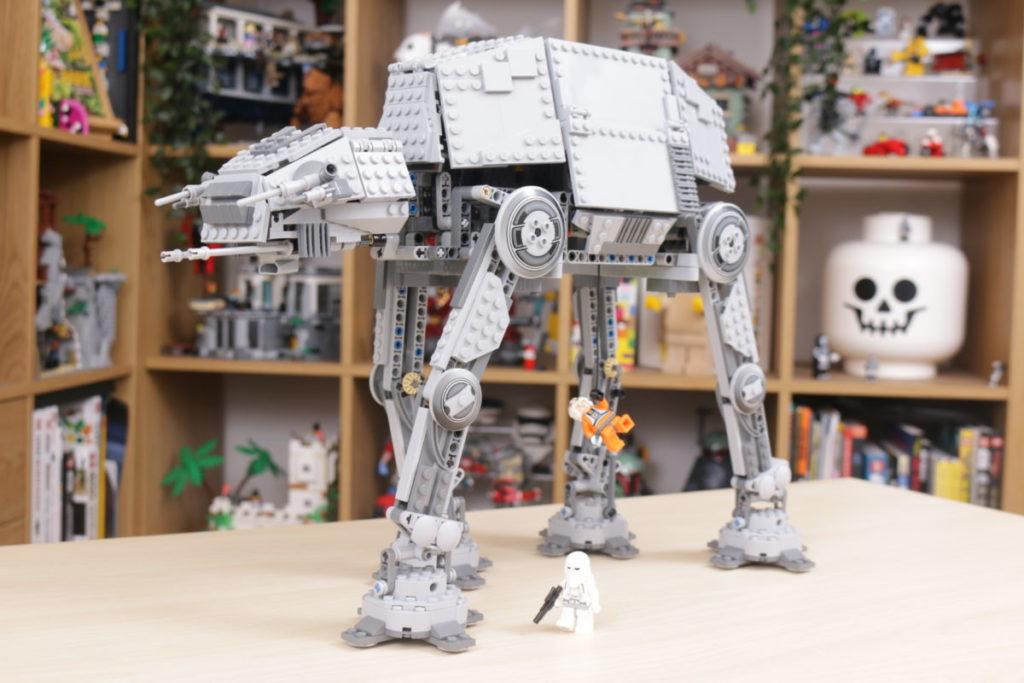 LEGO Star Wars 10178 Motorized Walking AT AT review 1
