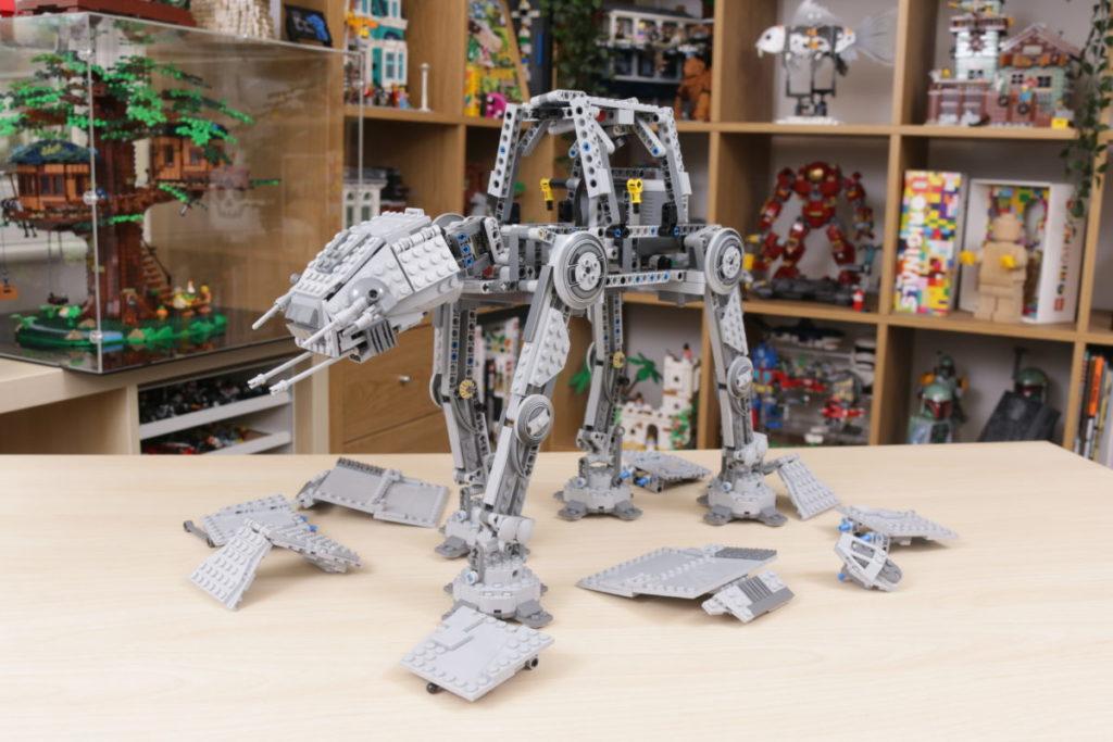 LEGO Star Wars 10178 Motorized Walking AT AT review 22