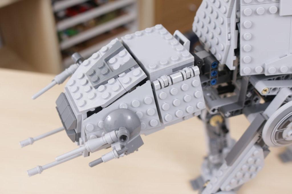 LEGO Star Wars 10178 Motorized Walking AT AT review 25