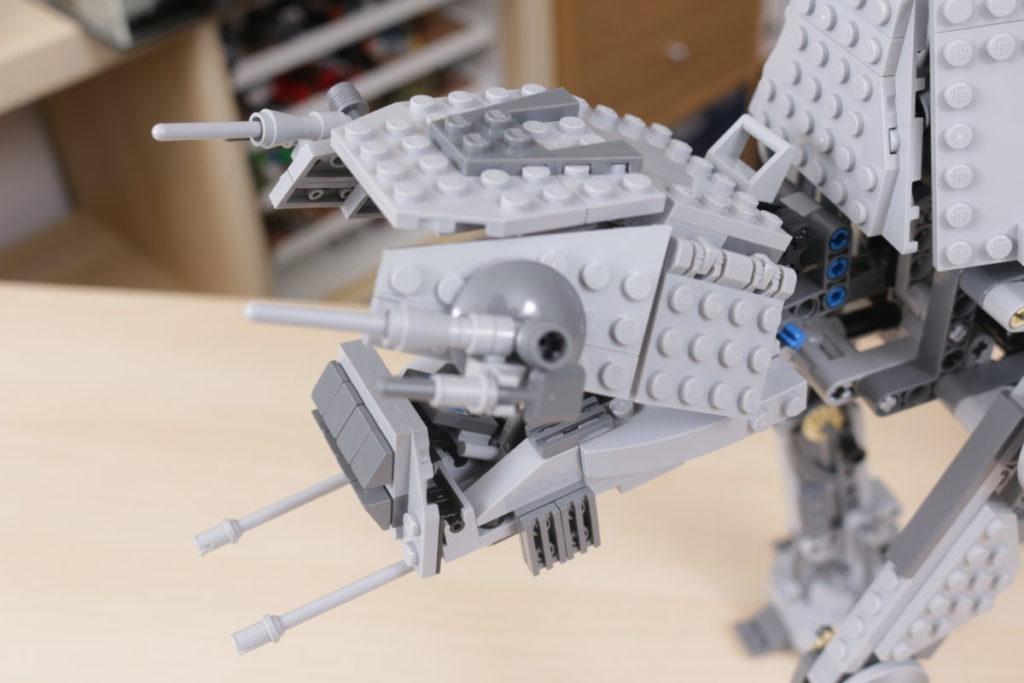LEGO Star Wars 10178 Motorized Walking AT AT review 26