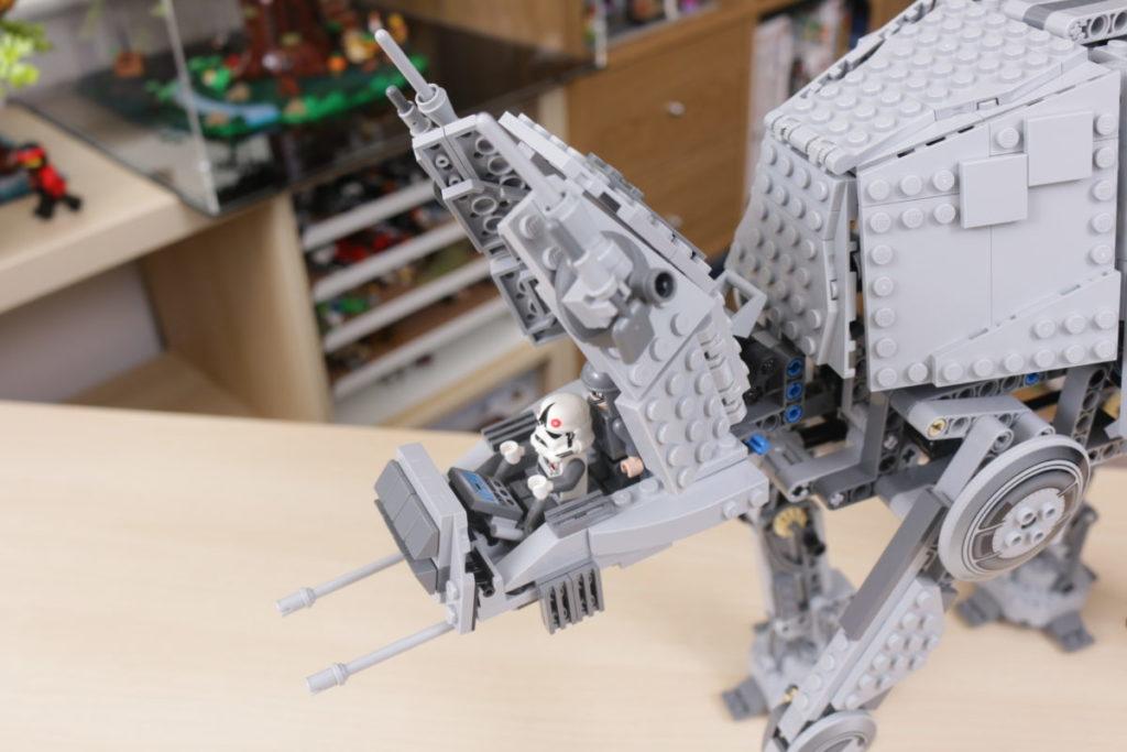 LEGO Star Wars 10178 Motorized Walking AT AT review 27