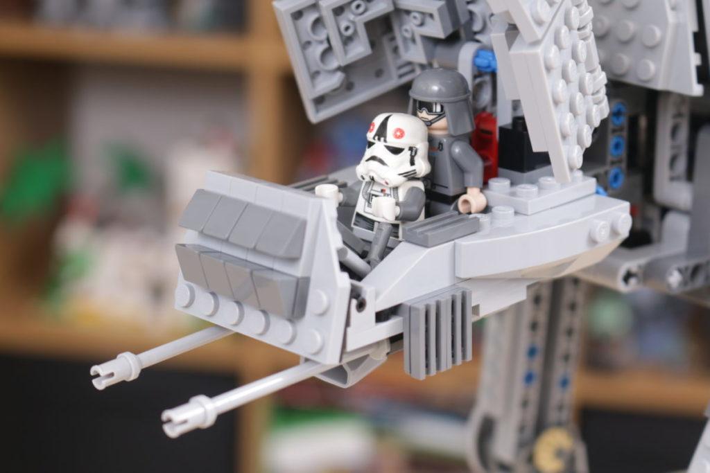 LEGO Star Wars 10178 Motorized Walking AT AT review 3