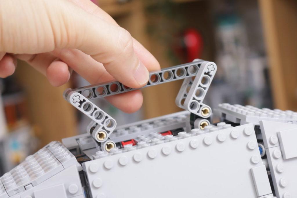LEGO Star Wars 10178 Motorized Walking AT AT review 5