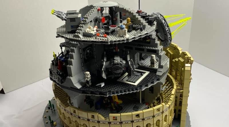 LEGO Star Wars 10188 Death Star 10276 Colosseum Featured 800x445