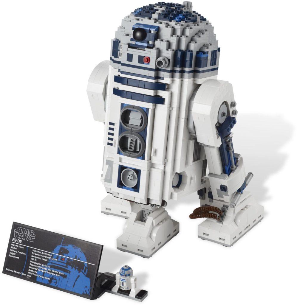 LEGO Star Wars 10225 R2 D2