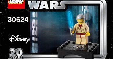 LEGO Star Wars 30624 Obi-Wan Kenobi minifigure